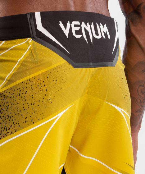 UFC Venum Authentic Fight Night Herenshort - Long Fit - Geel