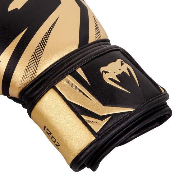 Venum Challenger 3.0 Bokshandschoenen - Zwart/Goud