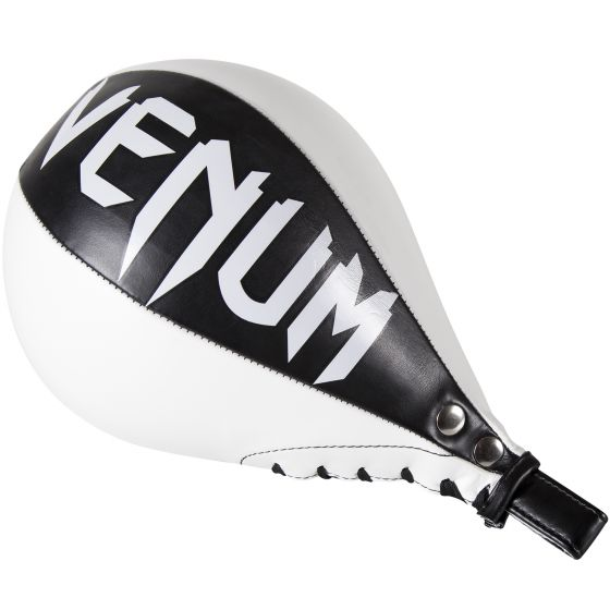 Venum Speed Bag - Skintex leer - Zwart/Ice