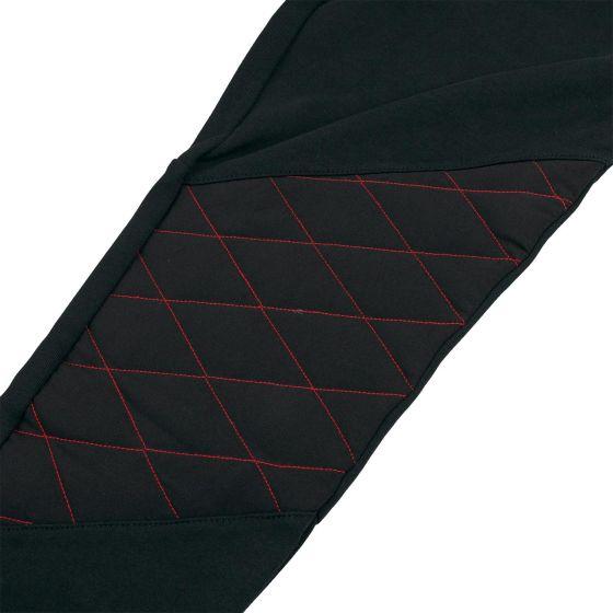 Venum Laser 2.0 Jogginghose - Schwarz/Rot