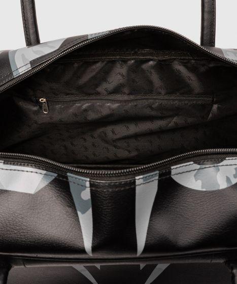 Bolso Venum Origins - Negro/Camo Urbano - Modelo estándar