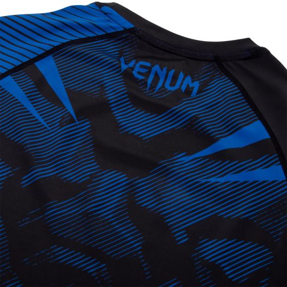 Venum NoGi 2.0 Rashguard - Long Sleeves - Black/Blue