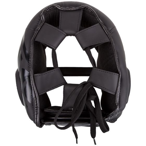 Casco Ringhorns Nitro - Negro/Negro