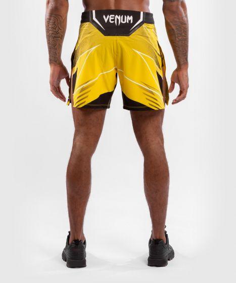 Pantalón De MMA Para Hombre UFC Venum Authentic Fight Night Gladiator - Amarillo