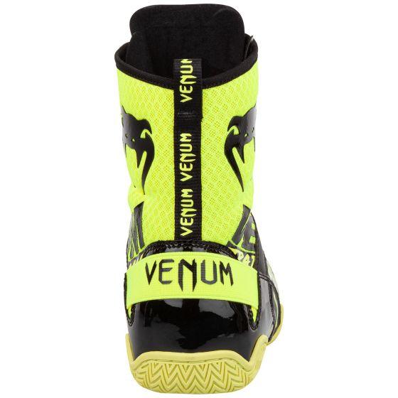 Venum Elite VTC 2 Edition Boksschoenen - Neongeel/Zwart