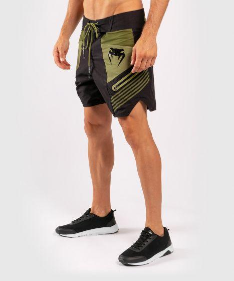 Short de baño Venum Cargo - Negro/Verde