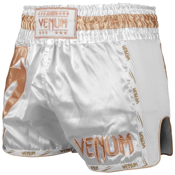 Venum Giant Muay Thai Shorts - Weiß