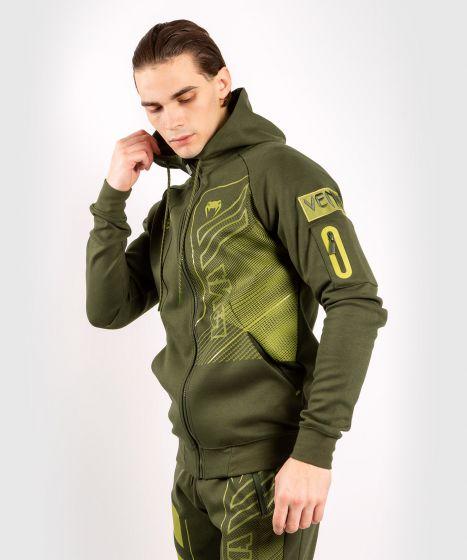 Venum Loma Commando Hoodie Khaki