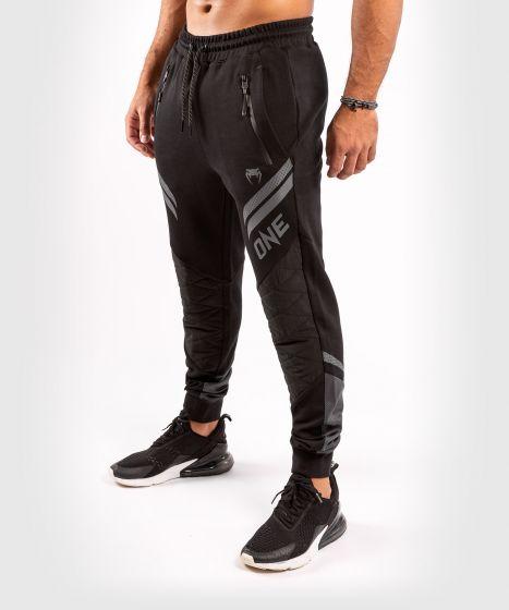 Pantalón de chándal ONE FC Impact - Negro/Negro