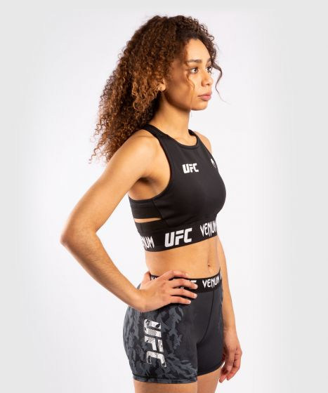 UFC Venum Authentic Fight Week Women's Weigh-in Bra - Black