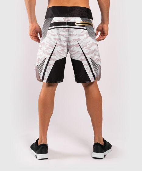 Shorts de baño Venum Trooper - Blanco/Negro