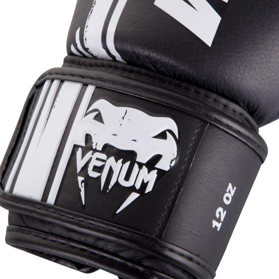Gants de Boxe Venum Bangkok Spirit - Cuir Nappa - Noir