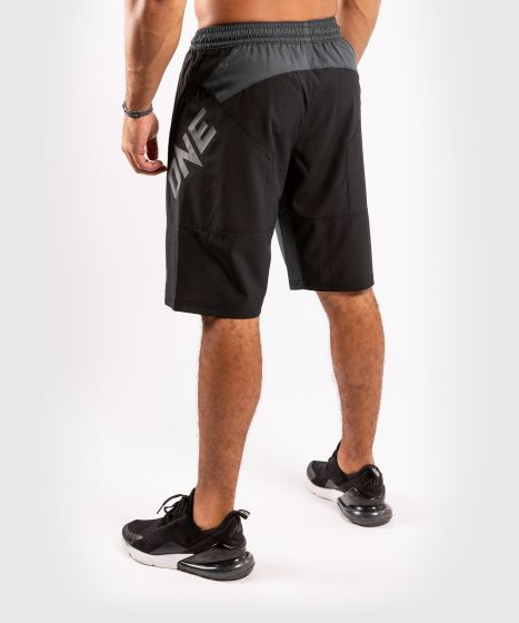 Venum ONE FC Impact Training shorts - Black/Black