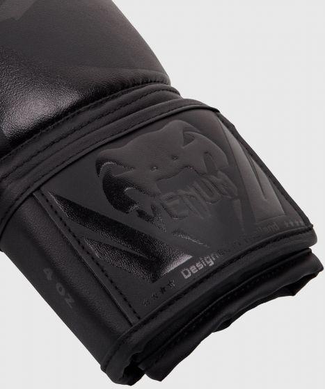 Venum Challenger 2.0 Kinder Boxhandschuhe - schwarz/schwarz