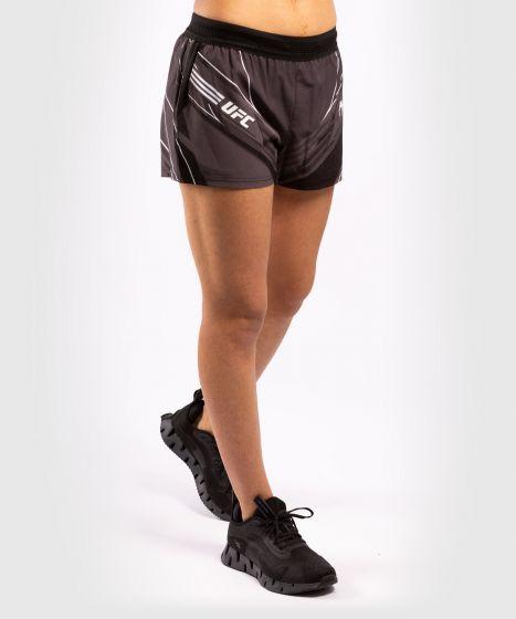 UFC Venum Replica Damen Shorts - Schwarz