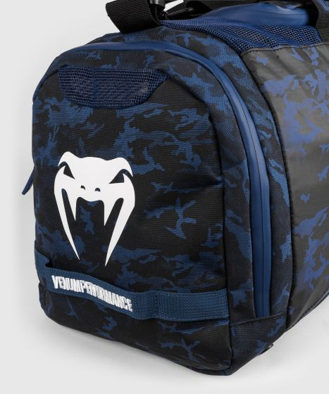 Venum Trainer Lite Evo Sports Bags  - Blue/White