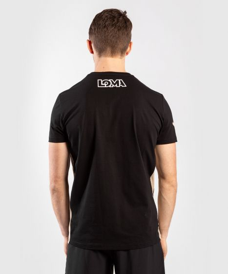 Venum Origins T-Shirt Loma Edition  - Schwarz/Weiß