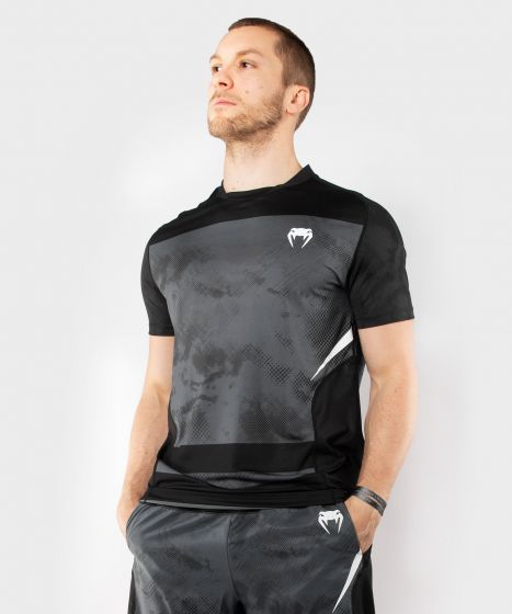 Venum Sky247 Dry Tech T-shirt - zwart/grijs