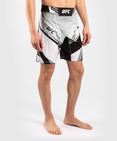 UFC Venum Authentic Fight Night Herenshort - Long Fit - Wit