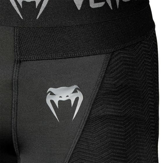 Venum G-Fit Compression Shorts - Black