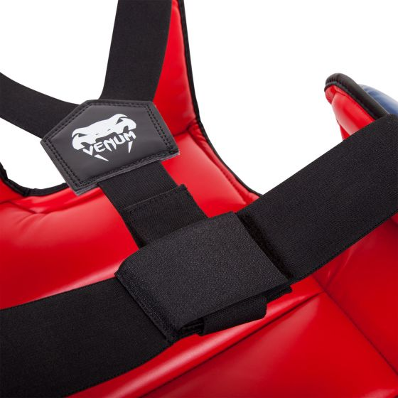 Venum Karate Omkeerbare Lichaamsbeschermer - blauw/rood