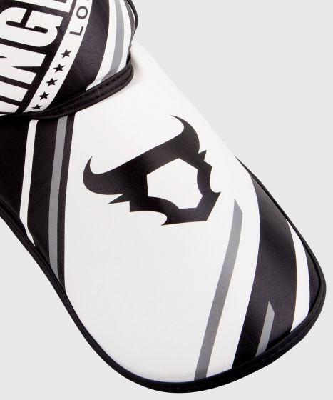 Ringhorns Nitro Shin Guards Insteps - White