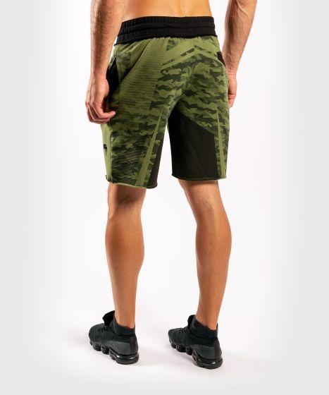 Short en coton Venum Trooper - Forest Camo/Noir