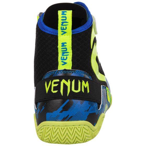 Scarpe da Pugilato Giant Low Loma Edition Venum - Blu/Giallo