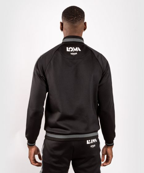 Venum Arrow Track Jacket Loma Edition - Schwarz/Weiß