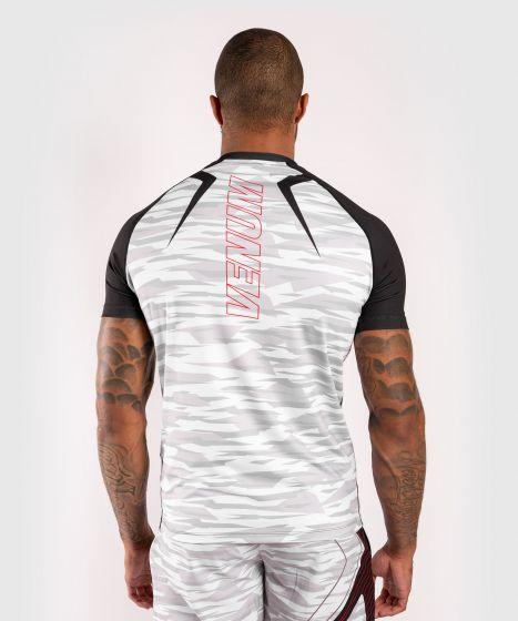 Camiseta Dry-Tech Venum Contender 5.0 - White/Camo
