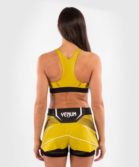 UFC Venum Authentic Fight Night Sportbeha - Geel