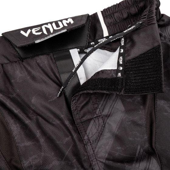 Fightshort corto Venum AMRAP - Negro/Gris