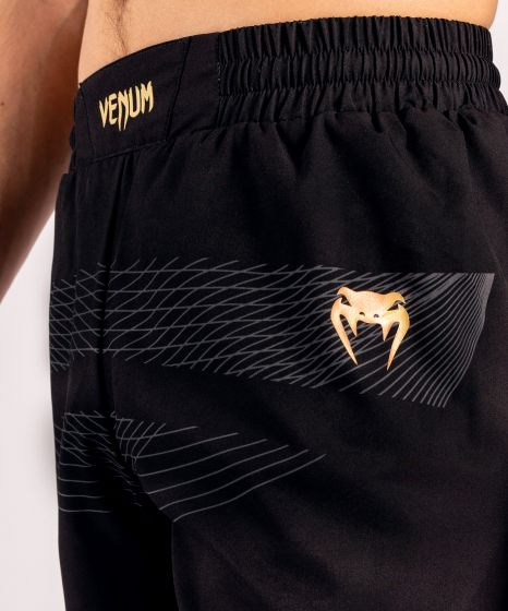 Short de Sport Venum Club 182 - Noir/Or