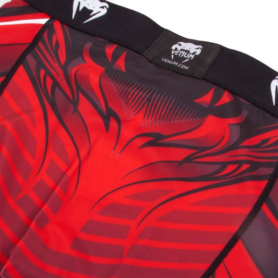 Venum Bloody Roar Compression Tights - Red