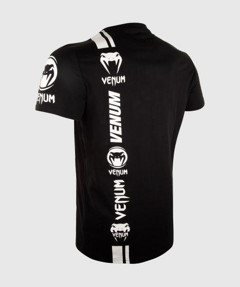 T-shirt Venum Logos - Noir/Blanc