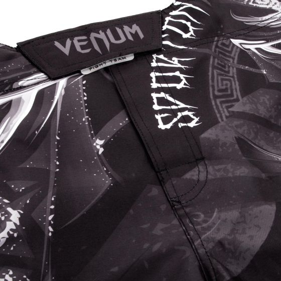 Pantaloncini da MMA Venum Gladiator 3.0 - Nero/Bianco