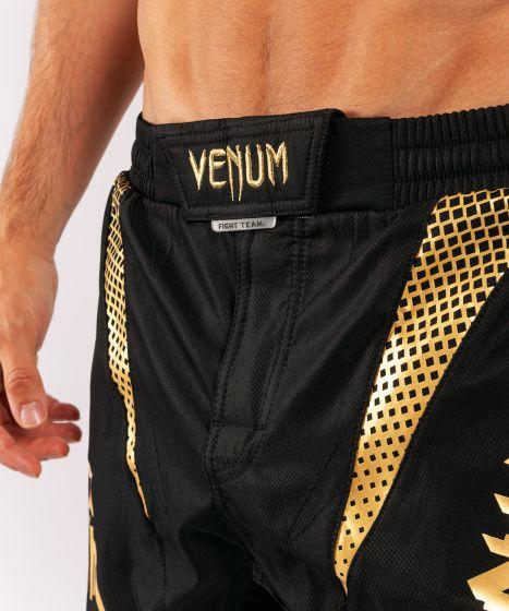 Venum x ONE FC Kampfshorts - Schwarz/Gold