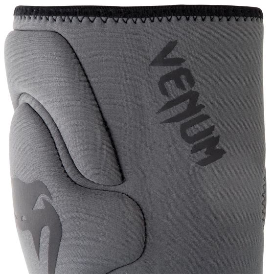 Venum Kontact Gel Knee Pad - Grey/Black
