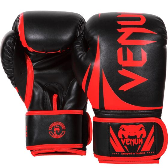 Venum Challenger 2.0 Boxhandschuhe - Schwarz/Rot