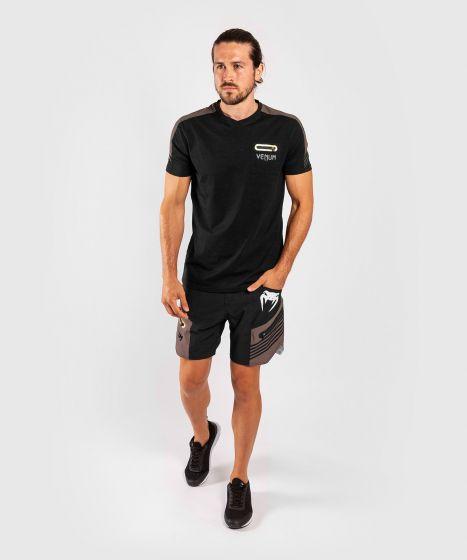 T-shirt Venum Cargo - Nero/Grigio