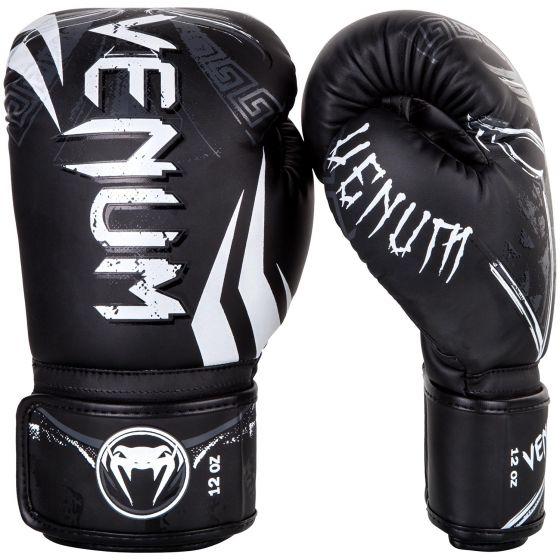 Venum Gladiator 3.0 Boxhandschuhe - Schwarz/Weiß