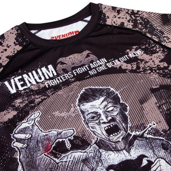 Rashguard Venum Zombie Return - Manches longues