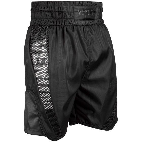 Venum Elite Boxing-shorts - Zwart/Zwart