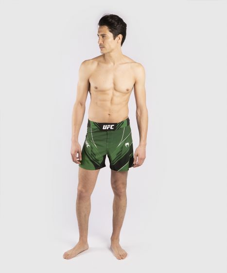 Pantalón De MMA Para Hombre UFC Venum Pro Line - Verde