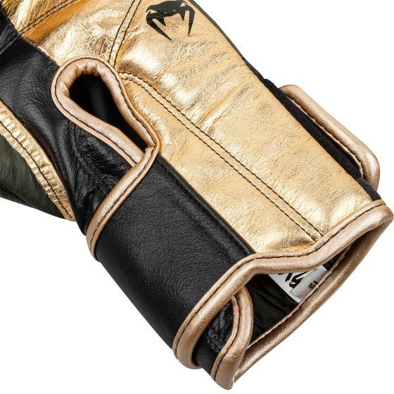 Guanti da Pugilato Giant 2.0 Pro Linares Edition Venum - Velcro - Cachi/Nero/Oro