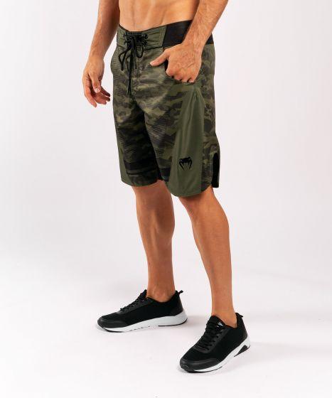 Venum Trooper Boardshorts - Forest camo/zwart