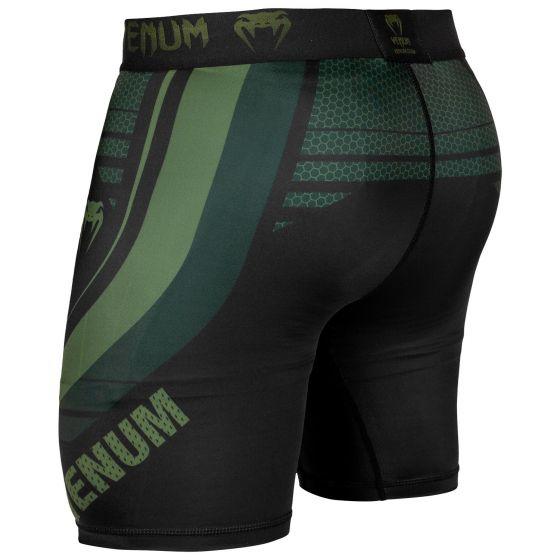 Venum Technical 2.0 Compression Shorts - Schwarz/Khaki