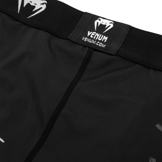 Pantaloncino contenitivo corto Venum Underground King - Nero/Sabbia