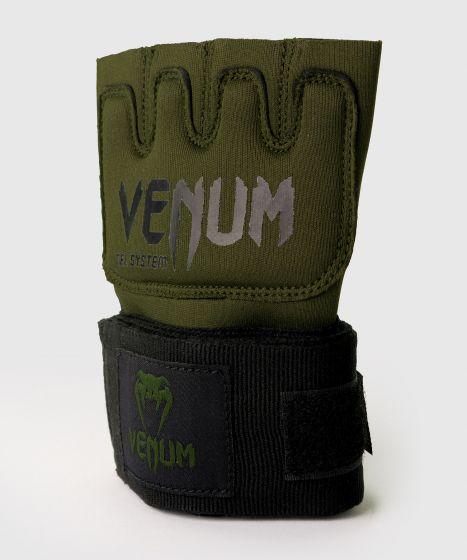 Impacchi di Guanto Gel Venum Kontact - Cachi/Nero