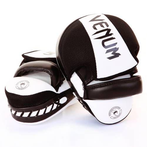 Manoplas de Boxeo Venum Cellular Tech 2.0 - Blanco/Negro (Par)